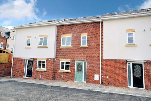 Thumbnail Mews house for sale in John Road, Lymm