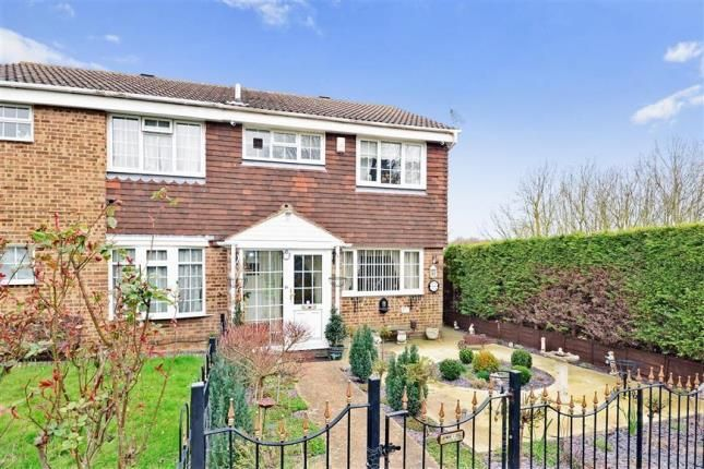 Thumbnail Semi-detached house for sale in Simpson Road, Snodland