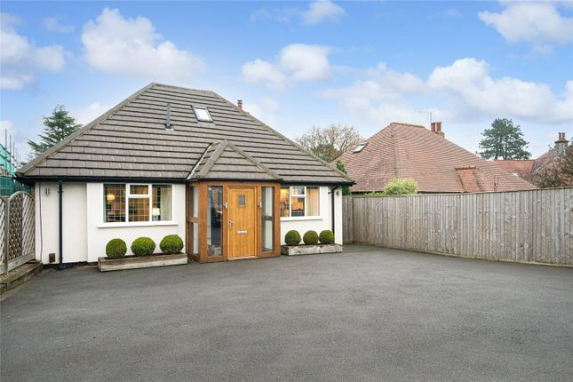 Thumbnail Bungalow for sale in Green Lane, Harrogate, North Yorkshire