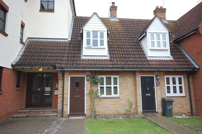 Thumbnail Terraced house for sale in Dawberry Place, South Woodham Ferrers, Essex