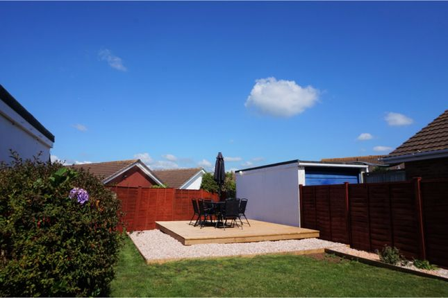 Thumbnail Detached bungalow for sale in Holwill Tor Walk, Paignton