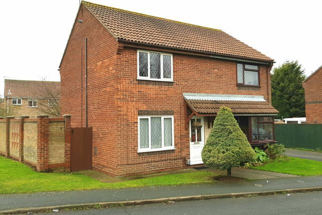 2 bed semi-detached house for sale in Runnacles Way, Felixstowe