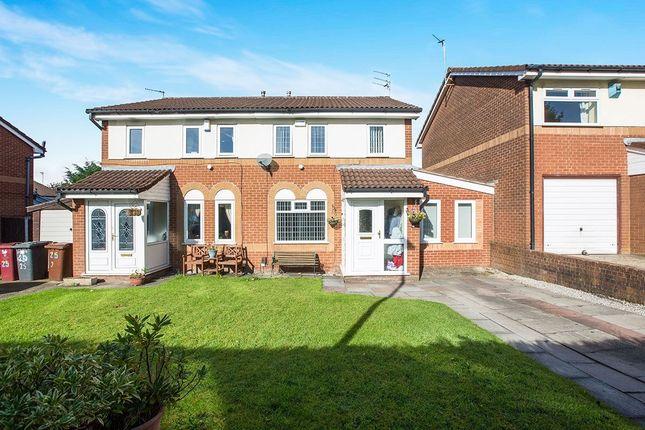 Thumbnail Semi-detached house to rent in Grafton Street, Blackburn