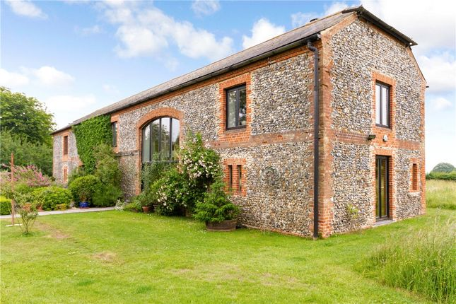 Thumbnail Barn conversion for sale in Woodditton Road, Kirtling, Newmarket, Suffolk