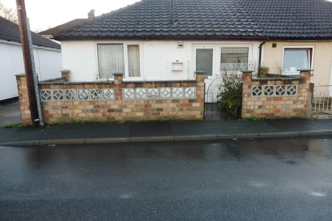 Thumbnail Bungalow to rent in Kingsway Grove, Thurnscoe, Rotherham