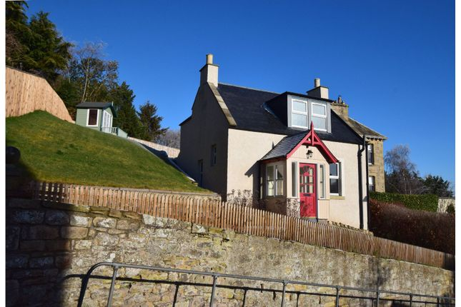 Thumbnail Detached house for sale in Lanton Road, Jedburgh