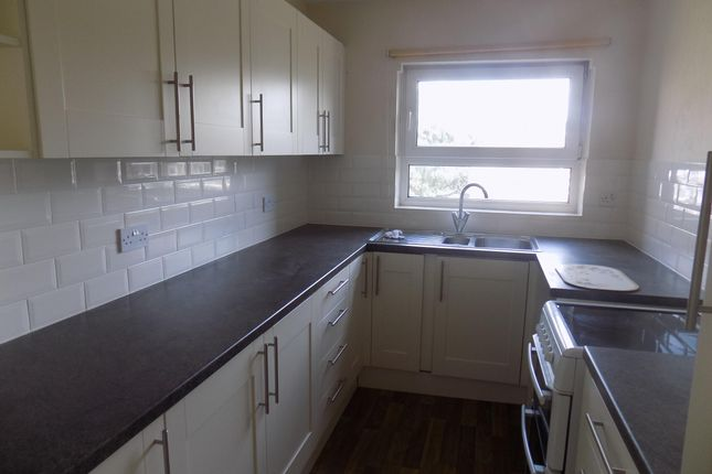 Thumbnail Flat to rent in Upperton Road, Eastbourne