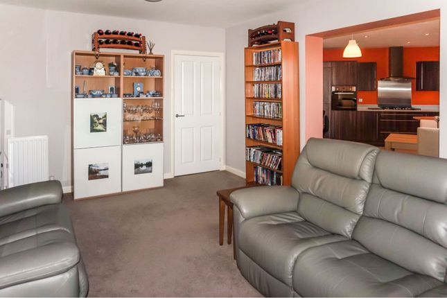 Lounge of Marmaville Court, Mirfield WF14