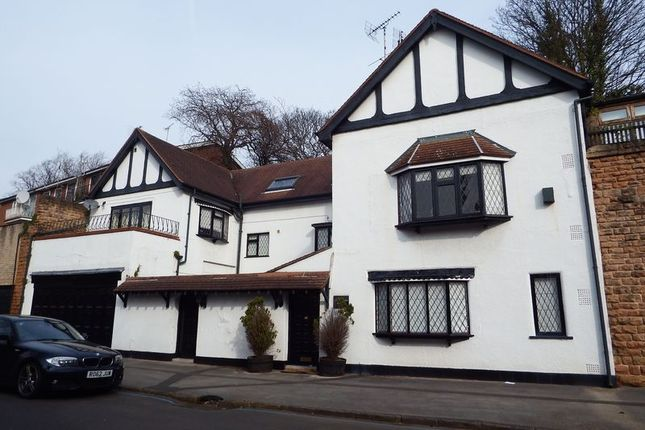Thumbnail Link-detached house to rent in Cavendish Crescent South, The Park, Nottingham