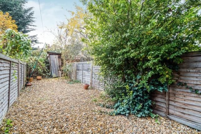 Rear Garden of George Lane, London E18