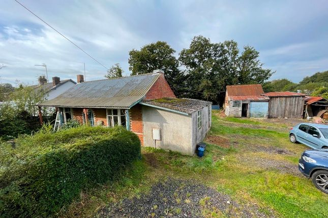 2 bed detached bungalow for sale in Bow, Crediton EX17