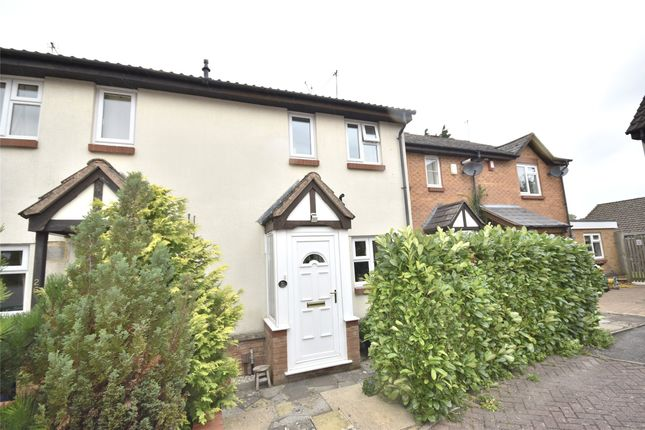 Thumbnail Terraced house for sale in Churchfields, Bishops Cleeve, Cheltenham, Gloucestershire