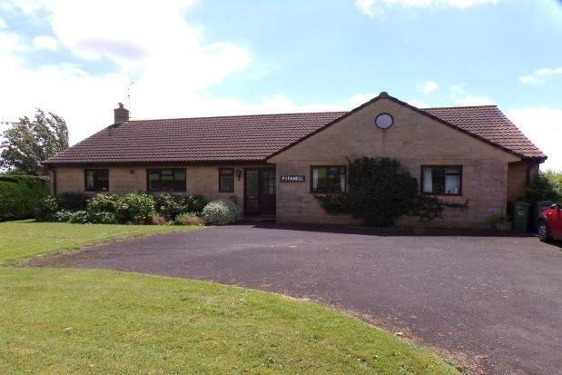 Thumbnail Detached bungalow to rent in Holton, Wincanton