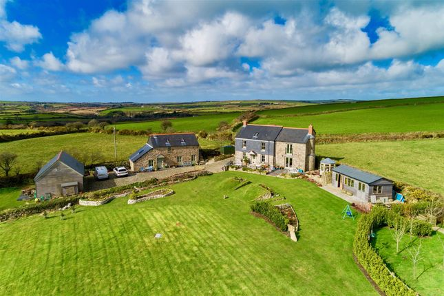Thumbnail Property for sale in Wendron, Helston