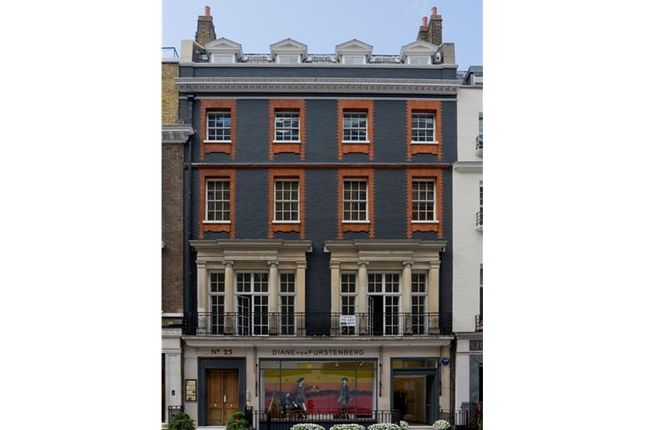 Thumbnail Office to let in 2nd Floor, 25, Bruton Street, London, UK