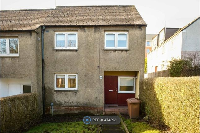 Thumbnail End terrace house to rent in Kilbowie Road, Clydebank