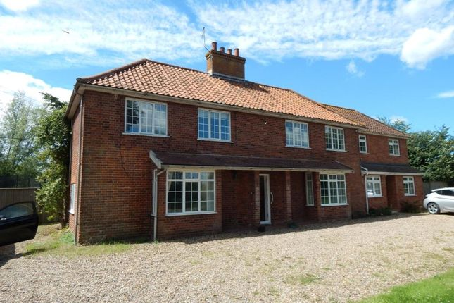 Thumbnail Detached house for sale in Haven House, Langley Green, Langley, Norfolk