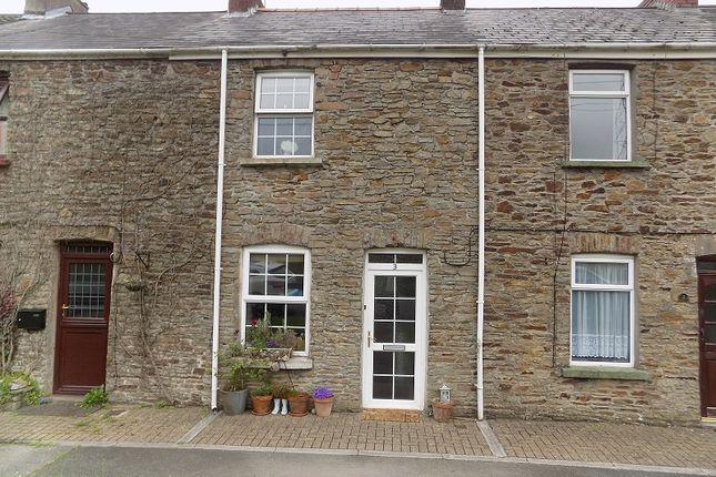 Thumbnail Terraced house for sale in Greenmeadow, Bettws, Shwt, Bridgend.