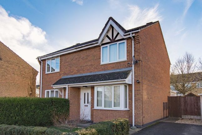2 bed semi-detached house for sale in Chichester Close, Belmont, Hereford