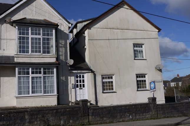 Thumbnail Flat to rent in Elizabeth Court, Higher Bugle