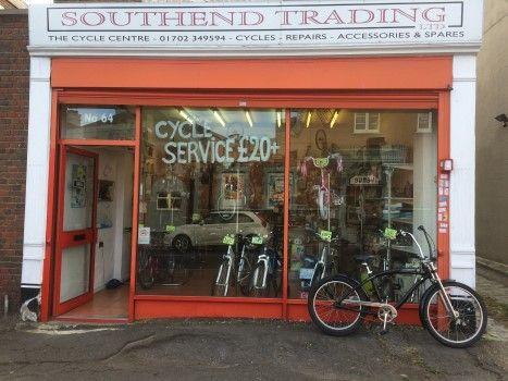 Retail premises for sale in Milton Road, Westcliff-On-Sea