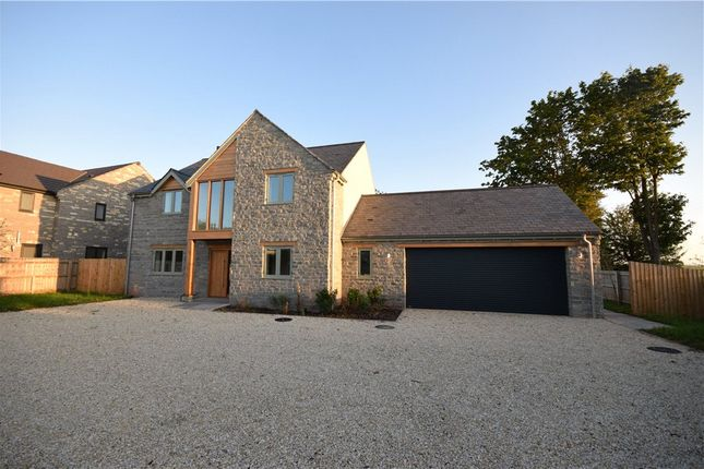 Thumbnail Detached house for sale in Pibsbury, Langport, Somerset