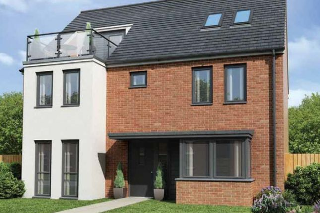 """Thumbnail Town house for sale in """"The Grosvenor"""" at Ringlet Drive, Newcastle Upon Tyne"""