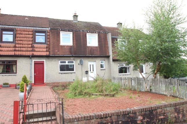 Front of Tarbert Place, Carluke, South Lanarkshire ML8