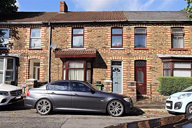 Thumbnail Terraced house for sale in Windsor Road, Treforest, Pontypridd
