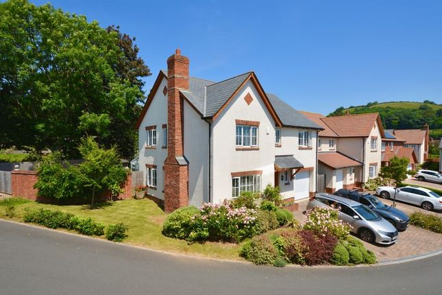 Thumbnail Detached house for sale in Bishopsteignton, Devon
