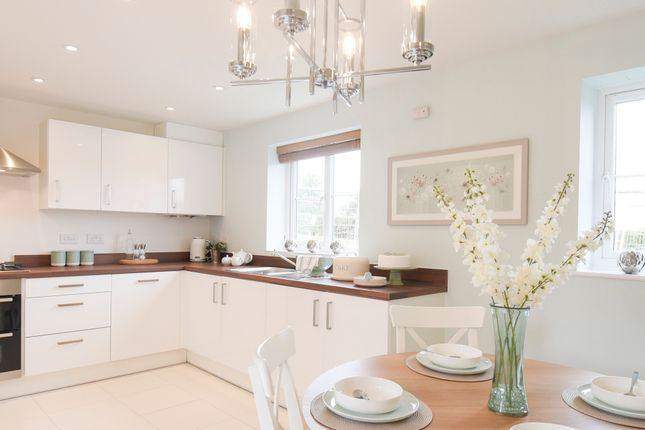 Thumbnail Detached house for sale in The Nightingale At Malvern View, Bartestree, Herefordshire