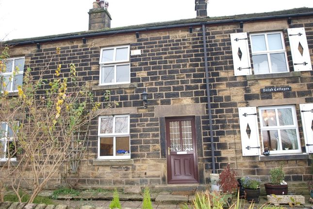 Thumbnail Terraced house to rent in Sheffield Road, Oxspring, Sheffield