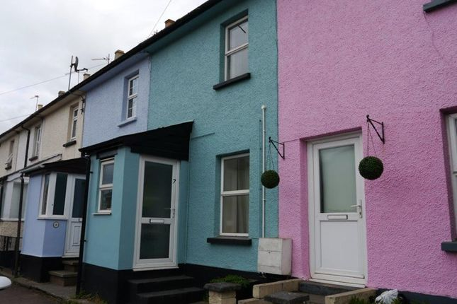 Thumbnail Terraced house for sale in Walford Road, Ross-On-Wye