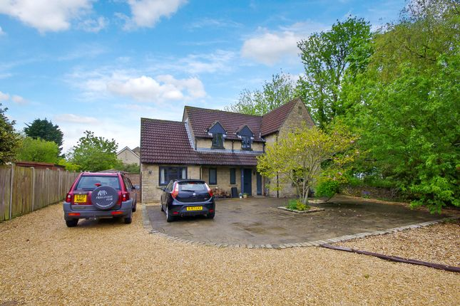 Thumbnail Detached house for sale in Tormarton Road, Marshfield, Chippenham, Wiltshire