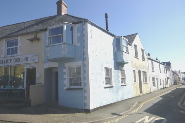 Thumbnail Detached house to rent in The Square, Hartland, Bideford