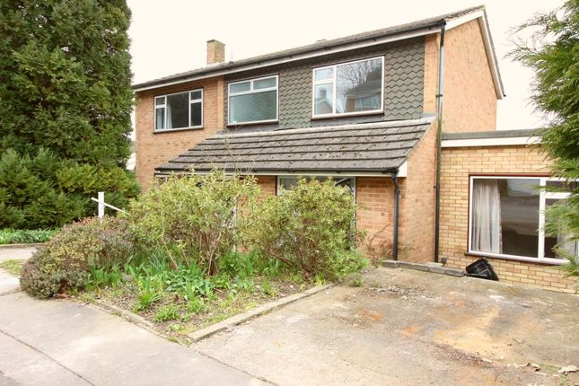 Thumbnail Detached house to rent in Downs View Close, Pratts Bottom, Orpington