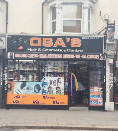 Thumbnail Retail premises to let in T/A Osa`S Hair And Beauty, Ilford