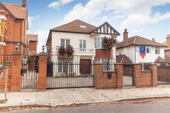 Thumbnail Detached house for sale in Shaa Road, London