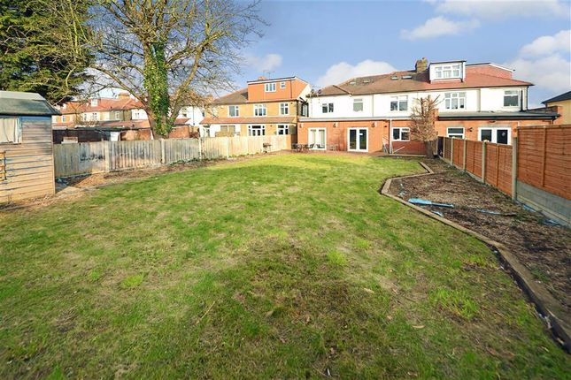 Thumbnail Semi-detached house for sale in St. Barnabas Road, Woodford Green, Essex