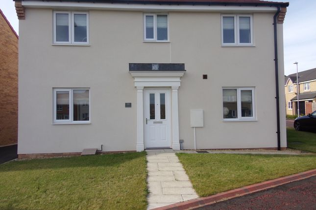 Thumbnail Detached house for sale in Ponteland Square, Blyth