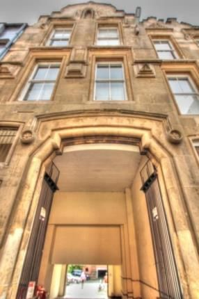 Entrance of Ingram Street, Merchant City, Glasgow, Lanarkshire G1
