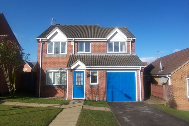 Thumbnail Detached house to rent in Rushpool Close, Forest Town, Mansfield, Nottinghamshire