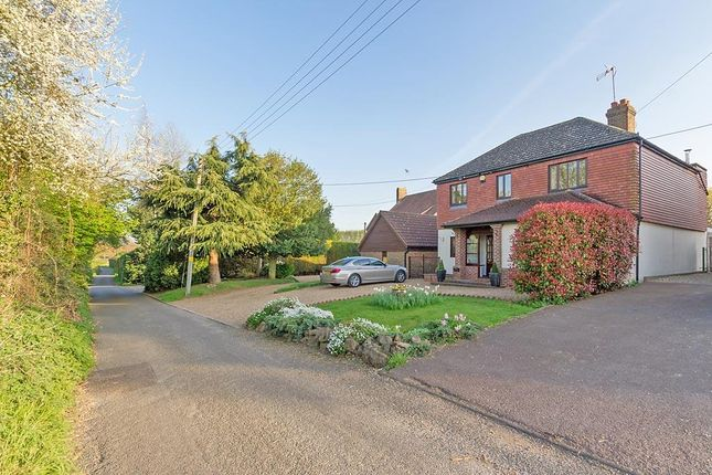 Thumbnail Detached house for sale in Munns Lane, Hartlip, Sittingbourne