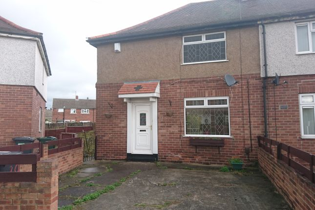 Thumbnail Semi-detached house to rent in Argyll Avenue, Doncaster