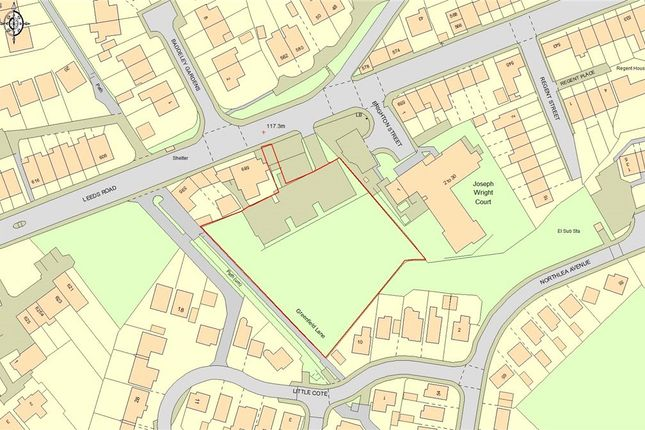 Thumbnail Land for sale in Leeds Road, Thackley, Bradford, West Yorkshire