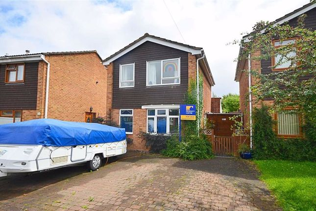 Thumbnail Detached house for sale in Javelin Way, Brockworth, Gloucester