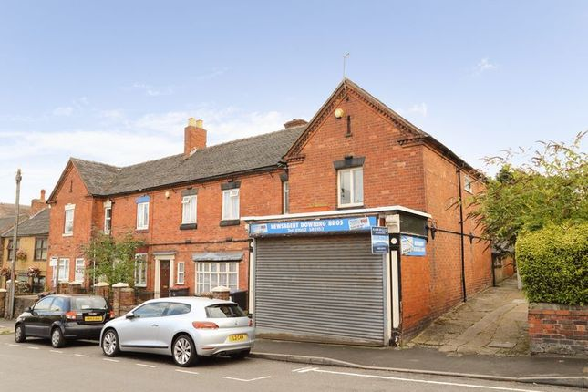 Thumbnail Commercial property for sale in Park Street, Madeley, Telford