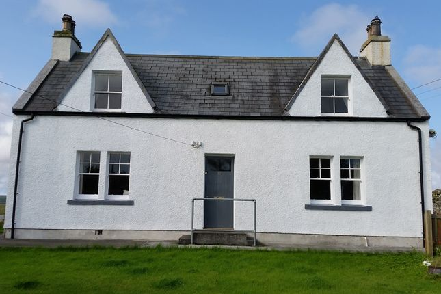 Thumbnail Detached house for sale in Isle Of North Uist, Isle Of North Uist