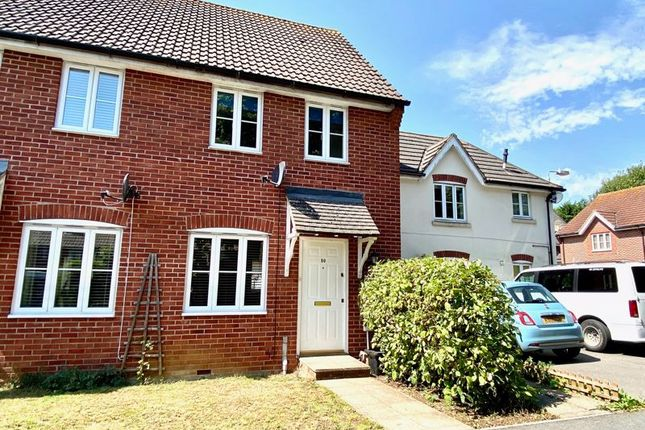 Thumbnail Terraced house to rent in King Edward Close, Calne