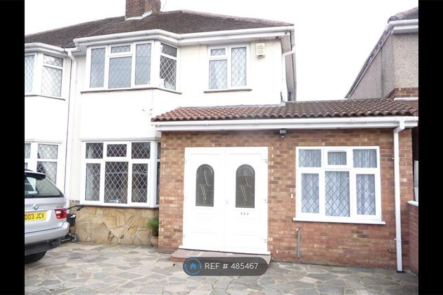 Thumbnail Semi-detached house to rent in Park Avenue, Southall